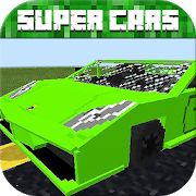 Скачать Cars Mod for Minecraft PE (Без кеша) версия 1.0.1 на Андроид